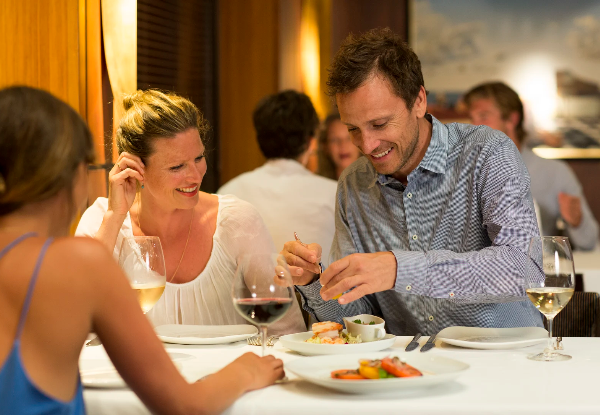 Per-Person Quad-Share, Three-Night Food & Wine Cruise from Auckland Aboard the Pacific Aria incl. All Meals, Entertainment, Activities, Foodie Presentations & Seminars - Options for Triple- & Twin-Share