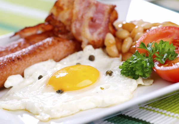 Any All-Day Cafe Breakfast of Your Choice for One Person - Option for Two People Available