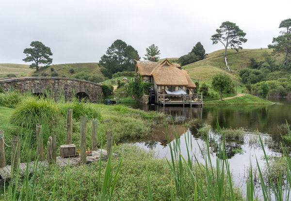 $129 for a Hot Water Beach & Coromandel Peninsula One-Day Tour or $249 for a Hobbiton Movie Set & Hamilton Gardens One-Day Tour