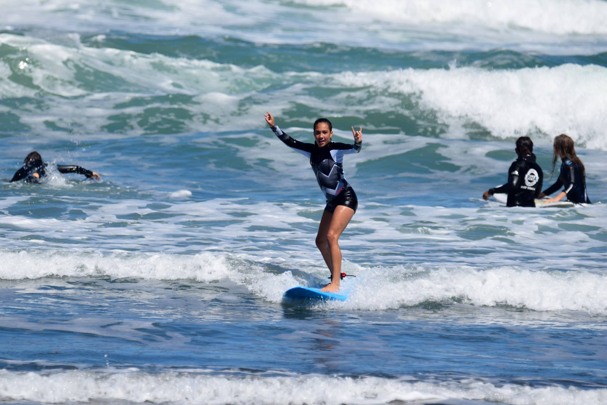 90-Minute Learn to Surf Group Lesson for One Person incl. Equipment Hire - Options for Two People & Private Lessons