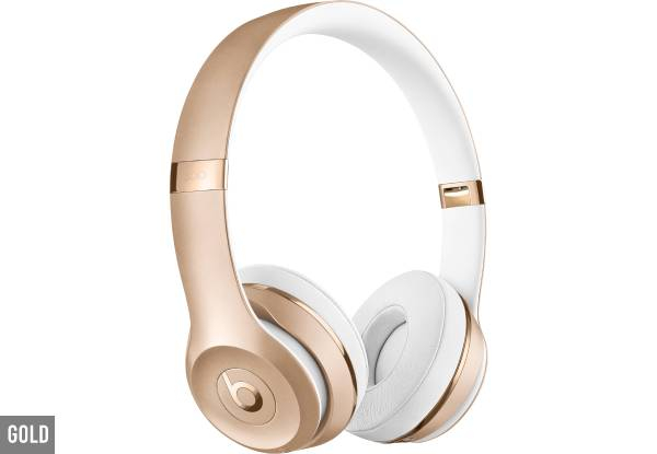 Beats by Dre Solo3 Wireless Headphones - Five Colours Available