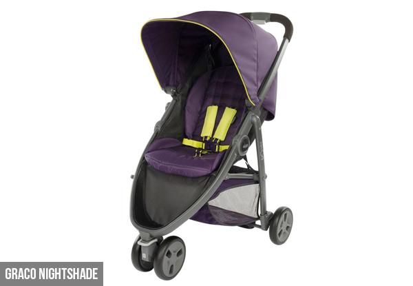 Graco Baby Stroller • GrabOne NZ