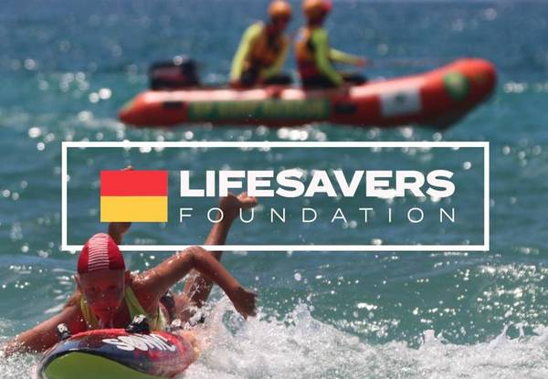 Make a Donation to the Lifesavers Foundation - Proudly Supported By Toyota Financial Services
