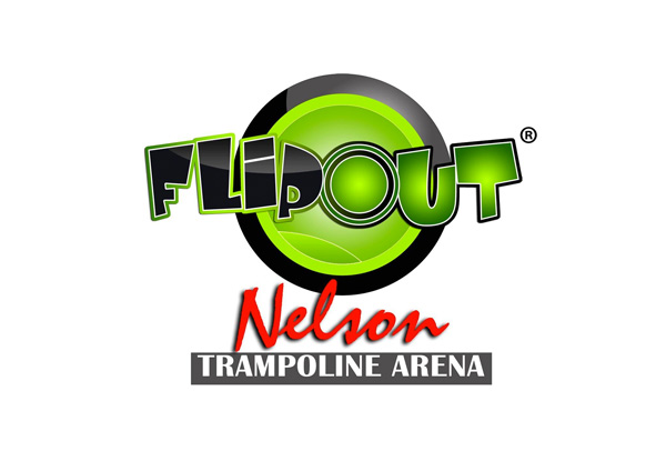 One-Hour of Bouncing at Flip Out Nelson for One Person