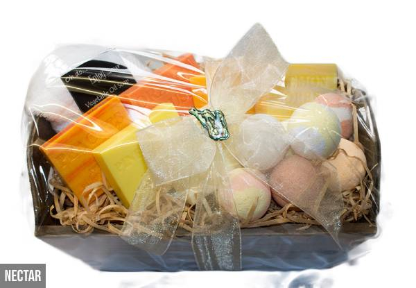 Natural Soap Gift Pack - Three Option Available