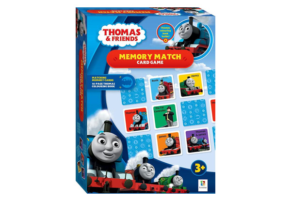 Thomas and Friends: Memory Match with Free Nationwide Delivery