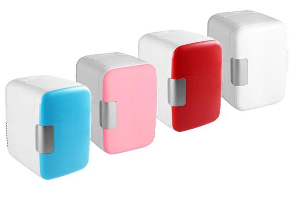 Four Litre Portable Mini Fridge Cooler/Warmer