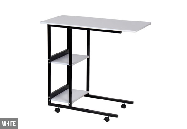 70 x 40cm Laptop Stand Table - Two Colours Available