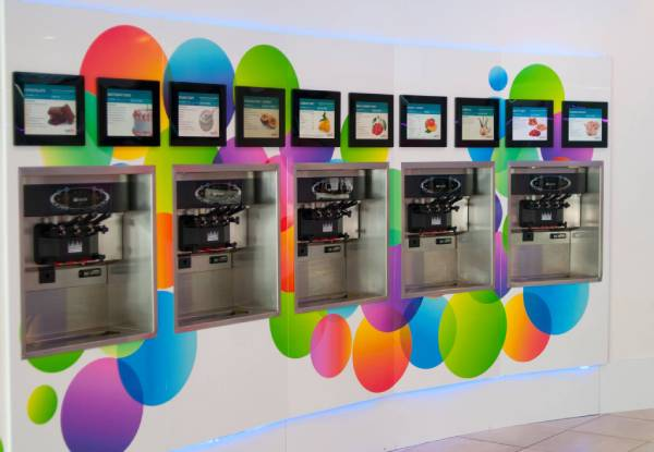 $10 Worth of KiwiYo Self-Serve Frozen Yoghurt, Shakes, Waffles or Smoothies
