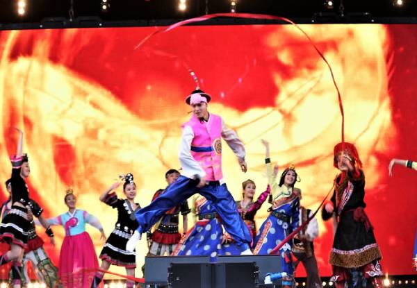 One Adult Ticket to The China Railway Art & Culture Troupe – A Feast of Chinese Culture at The Regent Theatre on 24th February at 7pm - Option for Four People Available (Booking & Service Fee Apply)