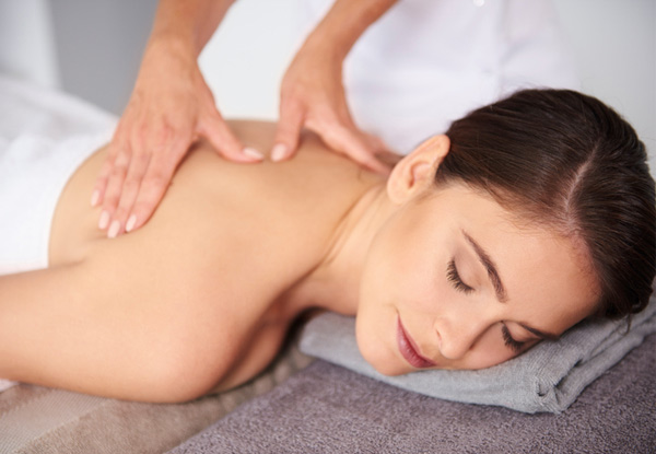 60-Minute Therapeutic Massage with Essence Oil - Option for Two People or a 75-Minute Whole Body Therapeutic Massage with Reflexology