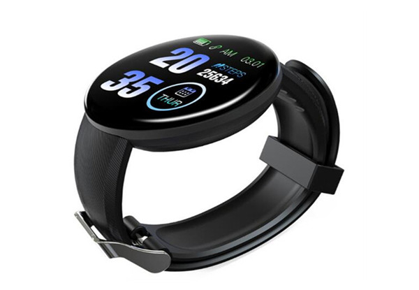 D18 Fitness Tracker Smartband - Three Colours Available