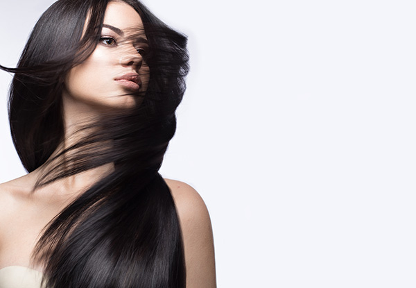 Keratin Smoothing Treatment for Medium Length Hair