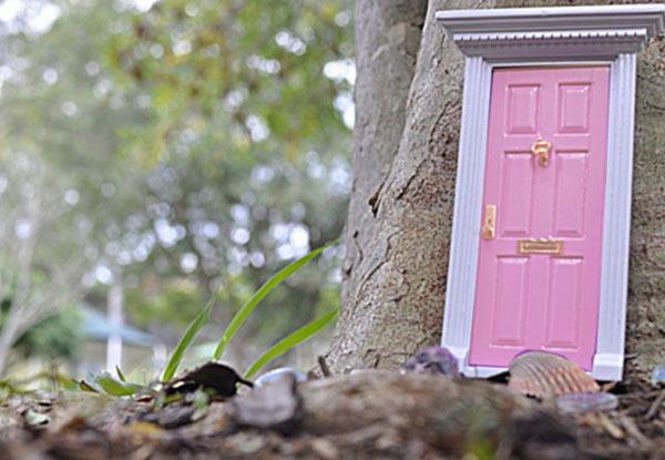My Fairy Door with Fairy Dust