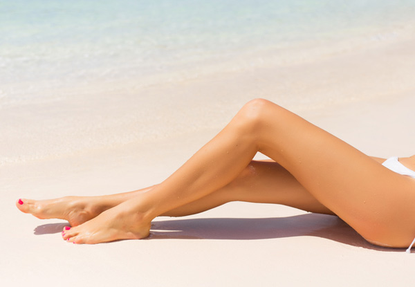 Four Laser Hair Removal Sessions - Two Locations & Options for up to Four Areas