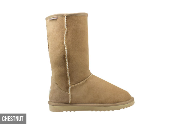 Comfort Me Unisex Australian Made Memory Foam Tall Classic UGG Boot's - Five Colours Available