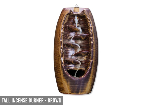 Incense Burner Range - Seven Options Available