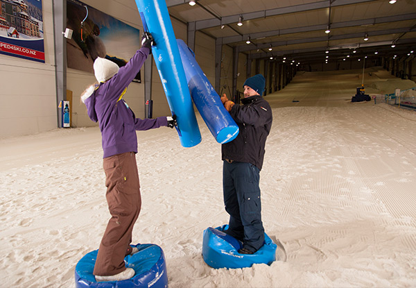 Snow Games & Christmas Buffet Package for up to 20 People