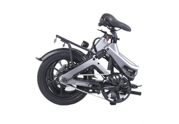 "Nifty 16"" Folding E Bike - Two Colours Available"