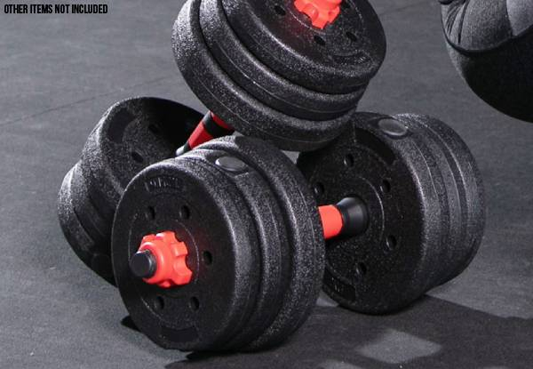 Barbell Dumbbell Weight Plates 3CM - Two Options Available