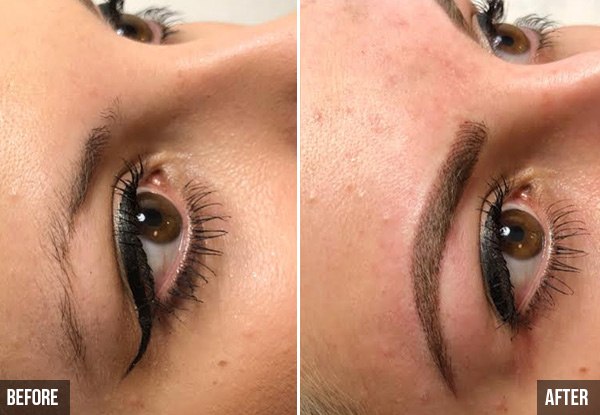 Semi-Permanent Cosmetic Tattooing - Options For Beauty Spot, Eye-liner, Eyebrow-Microblading or Lips with 30% Off Your Second Appointment