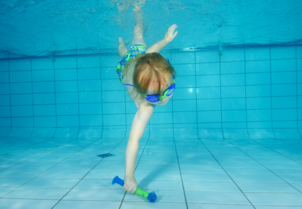 One-Week School Holiday Swimming Lesson Program