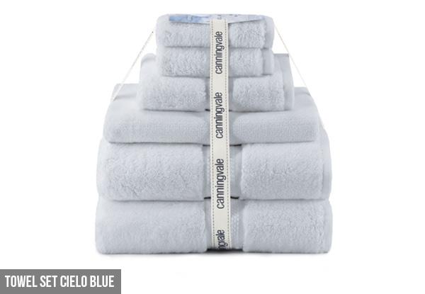 Canningvale Luxury Towels Grabone Nz