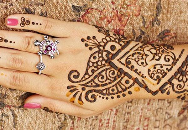 Henna Tattoo Kit Grabone Nz
