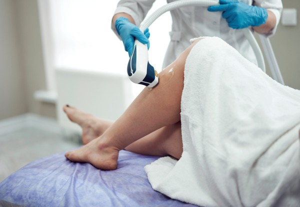 Medical-Grade Hair Removal Treatments with Either a Diode or IPL Machine