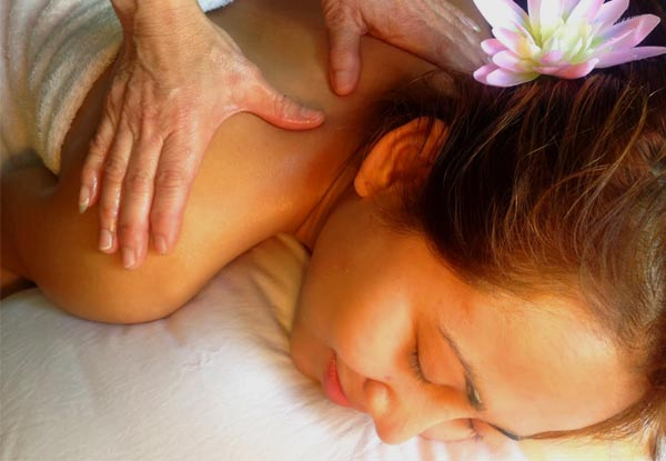 One-Hour Thai Massage incl. a $20 Return Voucher - Valid at Mill Street Location