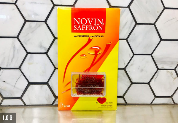 Pure All Red Persian Saffron with Free Saffron Powder - Four Options Available with Free Delivery