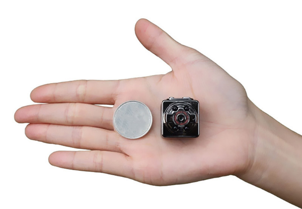 1080P Night Vision Infrared Mini Camera