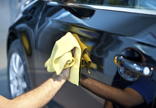 From $35 for a Car Valet Service – Choose from an Express Deluxe, Supreme or Hand Waxing Sevice