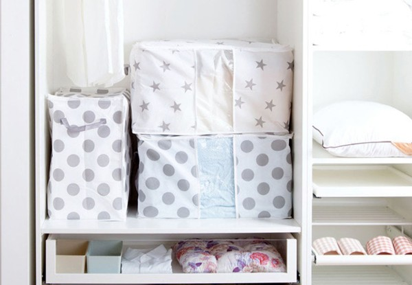 Two Blanket Storage Bags with Free Delivery - Option for Four Bags
