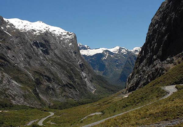 Two-Hour Milford Sound Cruise - Option for Additional Coach incl. Lunch - Leaving from Queenstown