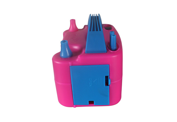 Dual Nozzle Electric Balloon Blower Pump