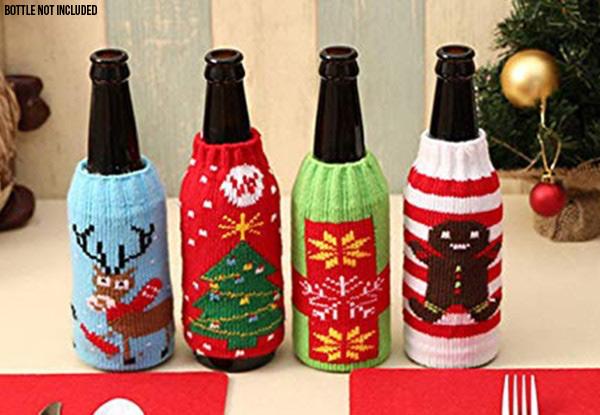 Wine Beer Bottle Wraps GrabOne NZ Inspiration Decorate Beer Bottles For Christmas