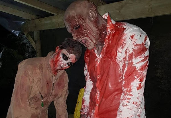 One Entry to Zombie Survival Challenge at Riverhead Forest - Valid for 6th April, or 4th May