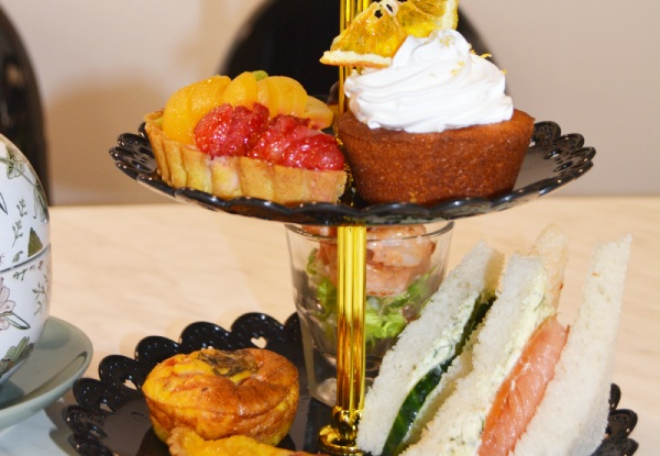 High Tea for Two People - Options for Four People