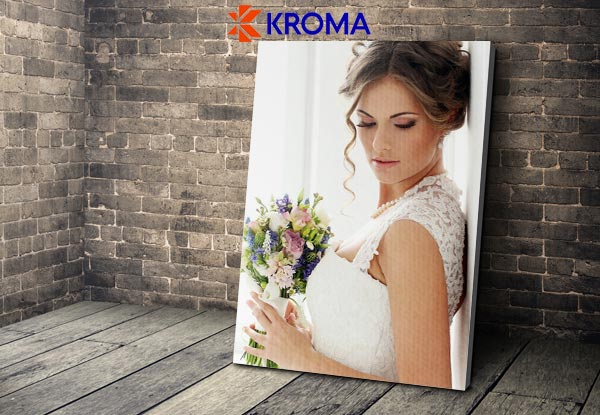 40 x 60cm A2 Photo Canvas - Options for up to Three Canvases & Pick-Up or Delivery