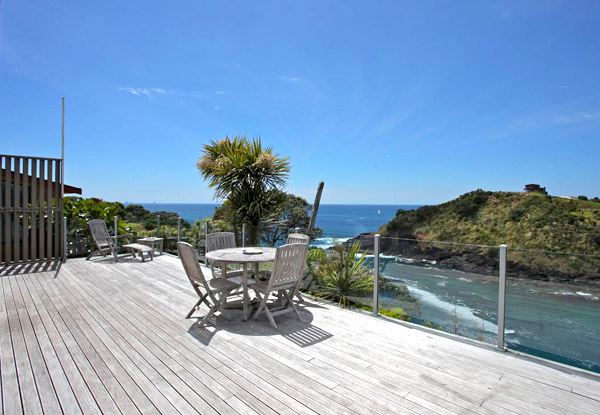 Two-Night Tutukaka Deluxe Waterview Apartment Stay for Two People - Options for Four People, Three Nights & Premier Apartment - Valid Sunday to Thursday Nights