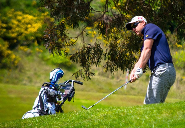 $30 for a Round of Golf for Two People or $49 to incl. Cart Hire (value up to $105)