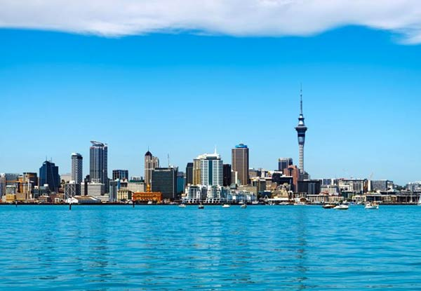 Two Night Auckland Getaway incl. Wifi & 15% off Minibar Usage - Options for up to Six People Available
