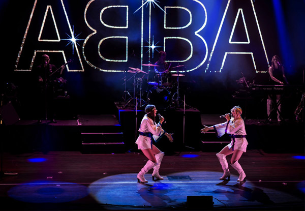 Adult Ticket to The ABBA Show – ABBAsolutely fABBAulous - Sunday 16th December in Napier (Booking & Service Fees Apply) - Using the Code ABGRAB at Checkout