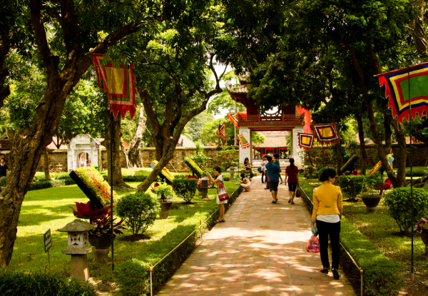 Per-Person, Twin/Triple-Share 14-Day Vietnam & Cambodia Tour incl. Accommodation, Domestic Travel, Meals as Indicated & More - Option for Solo Traveller & Multiple Accommodation Options
