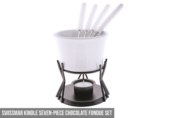 Swissmar Chocolate Fondue Set & Party Grill Range - Four Options Available