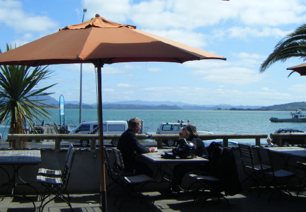 One Night Hokianga Harbour Stay for Two People incl. Continental Breakfast, WiFi & More - Option for Two or Three Nights