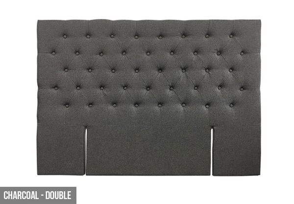 Fabric Headboards - Three Options Available
