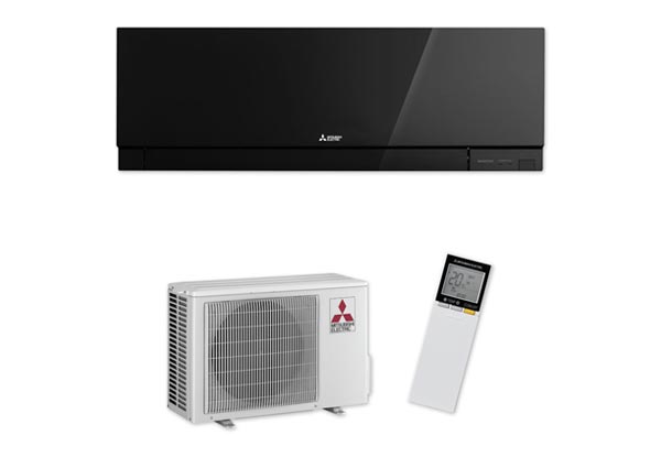 Mitsubishi Designer Series 3.2Kw Inverter Heat Pump incl. Installation - Options for up to 5.8Kw