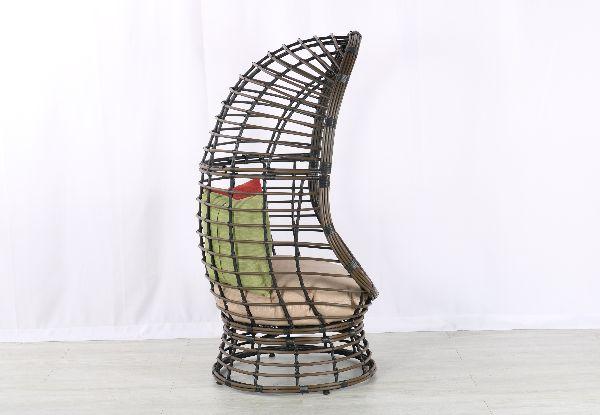 Floor Standing Egg Chair Grabone Nz